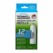 Thermacell Mosquito Insect Repellent R1 12 Hour Refill Unit