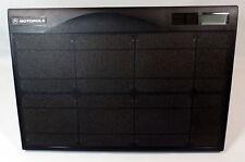 Motorola Solar Charging Charger Kit Spn4567B - Iridium 9505 9500 Satellite Phone