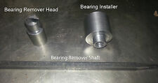 GL-1800 GL1800 Goldwing Front Wheel Bearing removal/installer