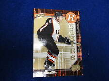 2005 Powerplay Jeff Carter  rookie card   Flyers  RC   # 163