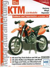 Reparaturanleitung KTM LC4 LC4 Enduros u. Supermotos ab Modell 1987 Band 5272