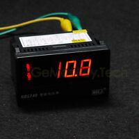 Programmable Volt Meter Voltmeter Red LED AC/DC 500V,100V,10V,1V