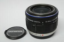 Olympus M.Zuiko Digital 14-42mm ED Zoom schwarz gebraucht