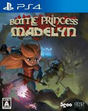 PS4 Battle Princess Madelyn PlayStation 4 Japan NEW F/S