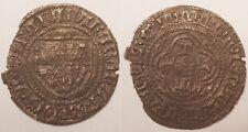 Jeton de Nuremberg, de Compte, à l'écu, 14/15° siècle, Rare !!