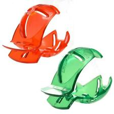Golf Pick Up Tools Portable Transparent Golf Marker Scribe Clip (3 bags)