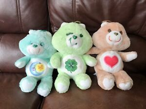 Vintage Collectable 1980s Care Bear Teddy Plush