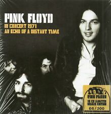 PINK FLOYD - IN CONCERT 1971 AN ECHO OF A DISTANT TIME - 10CD BOX-SET N°79/300