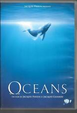DVD ZONE 2--DOCUMENTAIRE--OCEANS--JACQUES PERRIN & JACQUES CLUZAUD