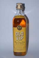 WHISKY OLD VIP FINEST DELUXE BLEND SCOTCH WHISKY AÑOS 70 75cl.