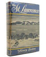 Henry Beston THE ST. LAWRENCE  1st Edition 1st Printing