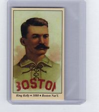 "King Kelly AKA ""$10,000 Kelly"" Boston Beaneaters Tobacco Road series #17"