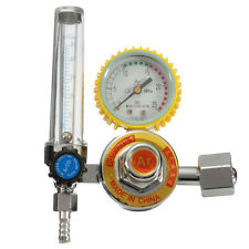 ARGON GAS MIG TIG FLOW METER WELDING WELD REGULATOR GAUGE WELDER CGA580 FITS