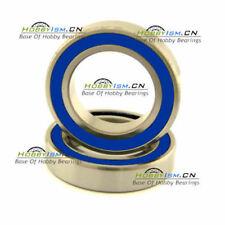 10pcs 15x24 x5m Chrome steel rubber Ball Bearings ABEC-3  6802 61802 2RS