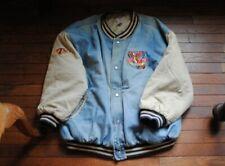 Disney Tigger Jacket Mens Xl 1968 Quilted Pre-Owned Denim