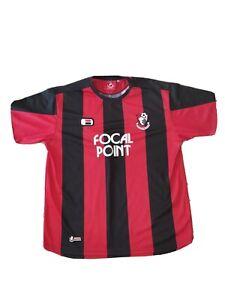 Afc Bournemouth football shirt