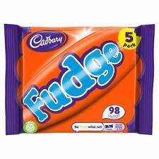 Cadbury Fudge 5 pack x 4