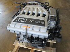 BDB v6 3.2 moteur 184kw 250ps AUDI a3 8p vw golf 5 r32 teilüberholt chaînes NEUF!!!