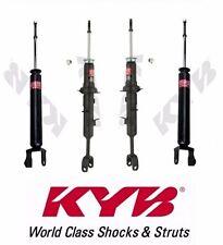 KYB 4 Struts Shocks Fits Nissan 350Z 2003-05 341366 341367 344455
