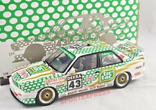 NEW 1/18 Minichamps 180912043 BMW M3 E30, DTM 1991 Allen Berg #43 limited 504pcs
