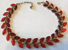 a94c29441c0ea3 Poured Glass In Vintage Designer Costume Necklaces & Pendants for ...