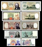 2x 1.000 - 100.000 Lire - Issue 1962 - 1974 - Reproduction - 06
