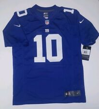 NFL Nike Authentic New York Giants Eli Manning Jersey Size Youth L 14-16 $100