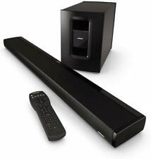 BOSE CINEMATE 1 SR Home Theatre Speaker System, Casse TV Soundbar + Subwoofer