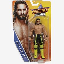 WWE Summerslam 2016 Seth Rollins Action Figure *BRAND NEW*