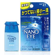 [ROHTO] Lycée Nano Eye Cooling Revolutionary Mico Eye Drops 6ml JAPAN NEW NIB