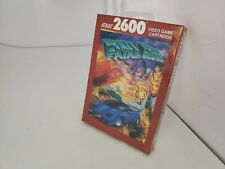 FATAL RUN GAME NEW FACTORY SEALED FOR PAL ATARI 2600 & RETRON 77 C9