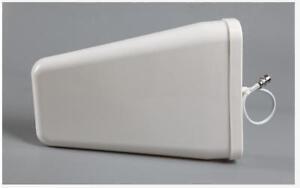 2g 3g 4g Outdoor LPDA Directional Signal Booster Antenna 850 900 1800 2100mhz