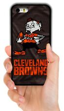 CLEVELAND BROWNS PHONE CASE COVER FOR IPHONE XS 11 PRO MAX XR 4S 5C 6S 7 8 PLUS