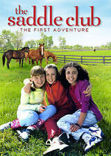 NEW - The Saddle Club: The First Adventure
