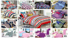 Unbranded Polyester Checked Bedding Sets & Duvet Covers