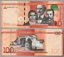 REPUBBLICA DOMINICANA DOMINICAN REPUBLIC 50 Pesos Dominicanos 2014 Fds