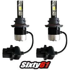 LED Headlight Bulbs for Polaris 800 PRO RMK 2011-2016 2017 2018 3000 Lumens H13