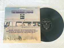 THE MAMAS & THE PAPAS FAREWELL TO THE FIRST GOLDEN ERA 1967 SINGAPORE PRESS LP