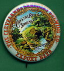 Cleveland & Sandusky STYLE Brewing RP  **PIN** Ohio Beer Advertising