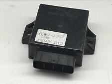 UN BOITIER CDI D ALLUMAGE BLACKBOX MOTO SUZUKI 500 GSE 2000 BB7705 9L03 J38 01D3
