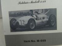 1:18 Cmc #M-089 Auto Union Type D 1938/39 Gp France H.P.Müller 1939 #12 Lmtd §