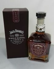JACK DANIELS Single Barrel  Rye 45% 0,7L JACK DANIEL'S