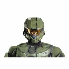Halo Master Chief Costume Full Helmet Adult One Size
