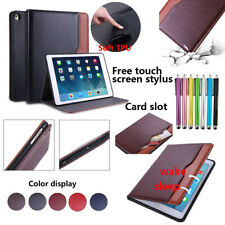"""Luxury Smart Magnetic Flip Leather Stand Case Cover For iPad Pro 10.5 """" 2017"""