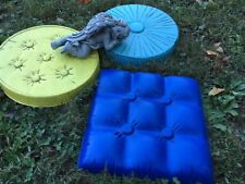 Pillow Stepping Stone molds Best Buy for all 3 Styles Free shipping Larger 15""