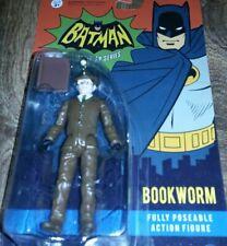 "New Funko Bookworm Classic Adam West Batman 1966 TV Series 3.75"" Figure DC New"