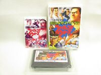 HIRYU NO KEN SPECIAL FIGHTING WARS Item Ref/ccc Famicom Nintendo Japan Game fc