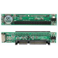 2.5 '' female 44 pin IDE to 7 + 15 - 22 pin SATA hard drive converter adapter