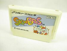 Famicom SNOW BROS Ref/1177 Cartridge Only Nintendo JAPAN Free Shipping Game fc