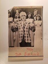 Press Photo AP Wire Press Laserphoto Choral Dir. Fred Waring Hershey PA 9/79 2